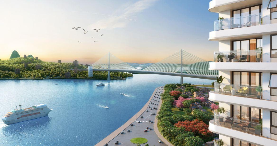 Tầm view triệu đô của BWP Sapphire Hạ Long