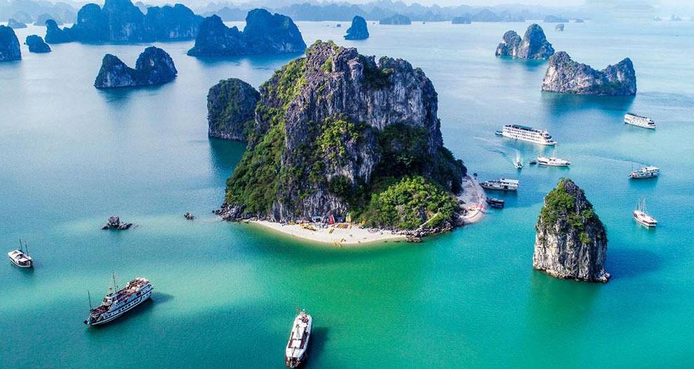 Kỳ quan thiên nhiên thế giới Vịnh Hạ Long